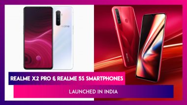 Realme X2 Pro & Realme 5s Smartphones With Quad Rear Cameras Launched In India; Prices, Features & Specifications